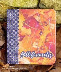 Fall mini album