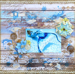 Mermaid layout for the June Prima challenge