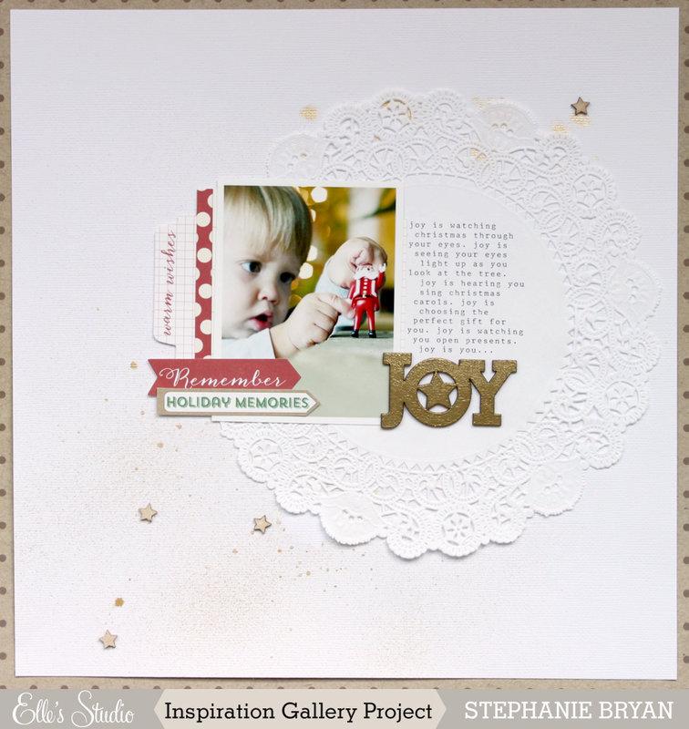 Joy…**Elle's Studio**