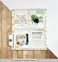 The Boys...**Elle's Studio**