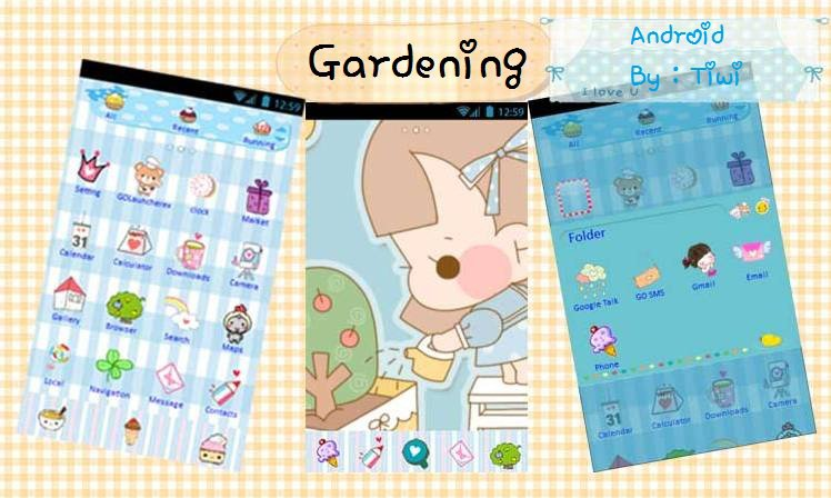android themes, add Line ID : yodadesy , for order