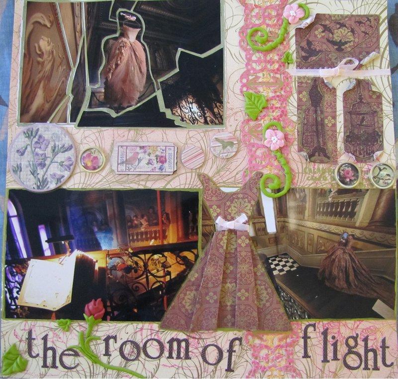 The Room of Flight