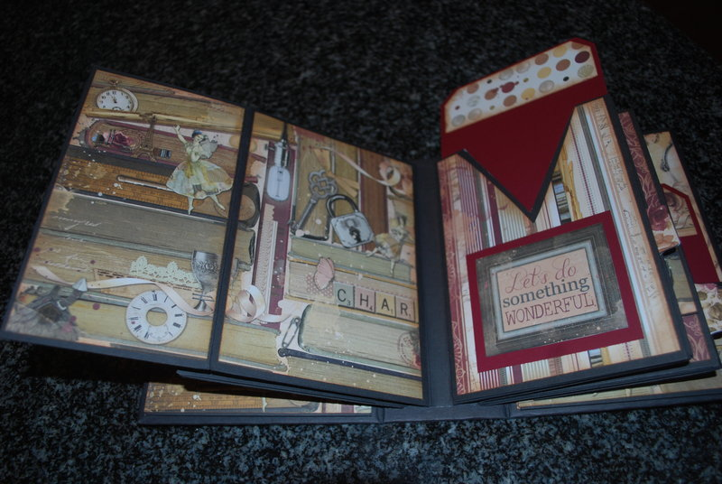 BoBunny Charmed Paper Collection