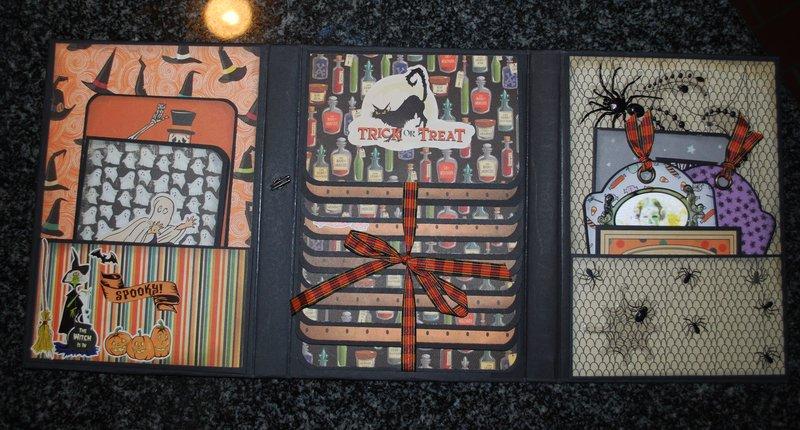 Halloween Folio
