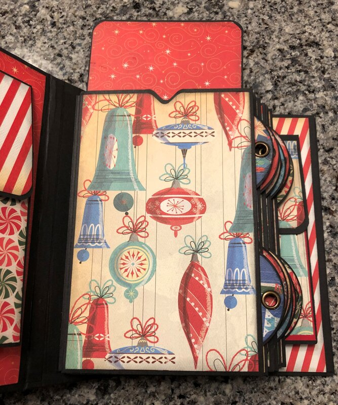 Carta Bella Paper (A Very Merry Christmas)