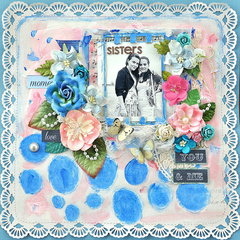 Scraps of Elegance Jan kit 'Sisters'