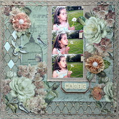 Scraps of Elegance kits / Fab Scraps French heirloom