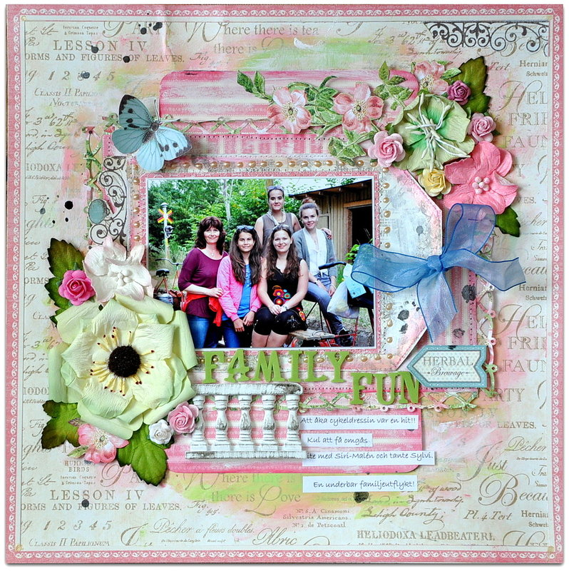 Scraps of Elegance kits March/ Graphic 45