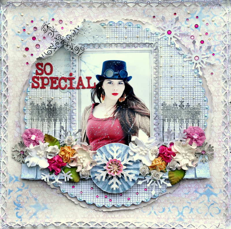'So Special' for Inkido'