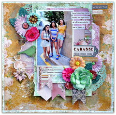 Scraps of Elegance kits 'Wonderful Moments'