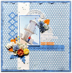 'At the Lighthouse' for Papirdesign