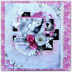 Scraps of Elegance kits 'She Is...'