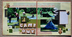 Father's Day Camp Out
