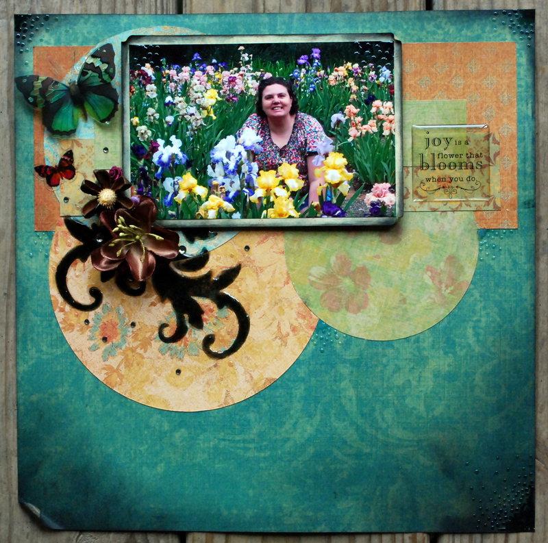 Joy Blooms wk27/52