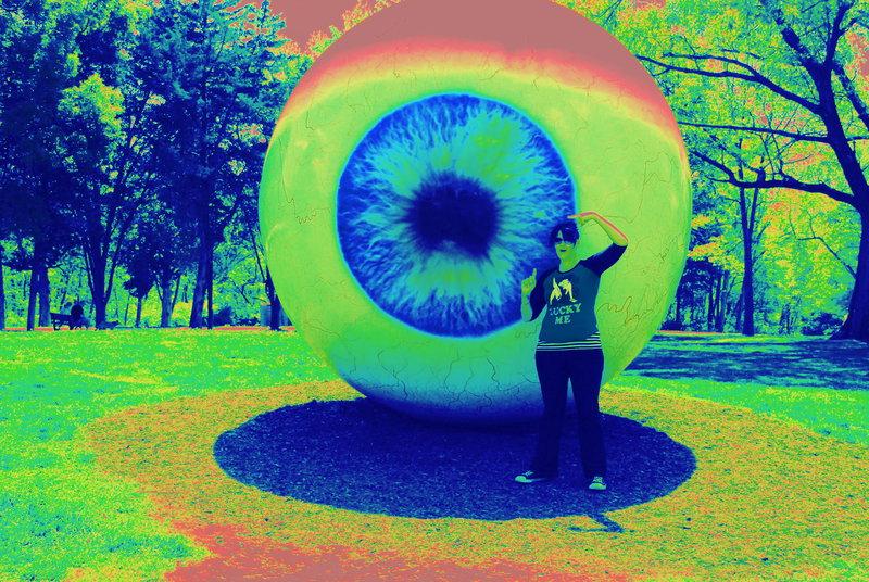 April Photo Fun mini#10 Circle