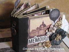 Prima Cartographer Mini Pocket Album