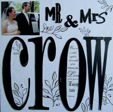 Mr. & Mrs. Crow