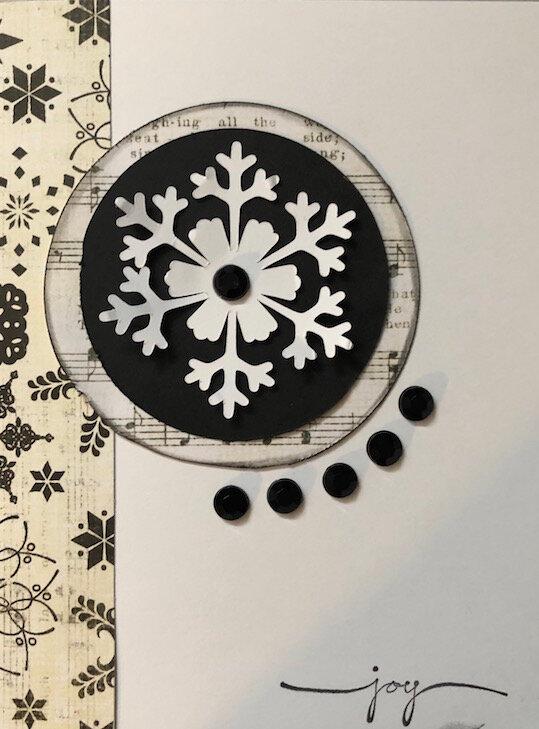 snowflake - joy -