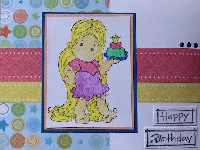 Happy Birthday - Leah