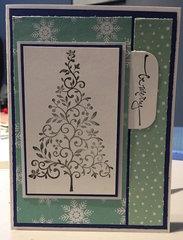 be merry - tree