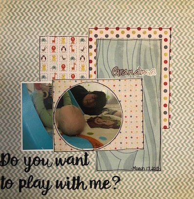 Do you want to play with me?