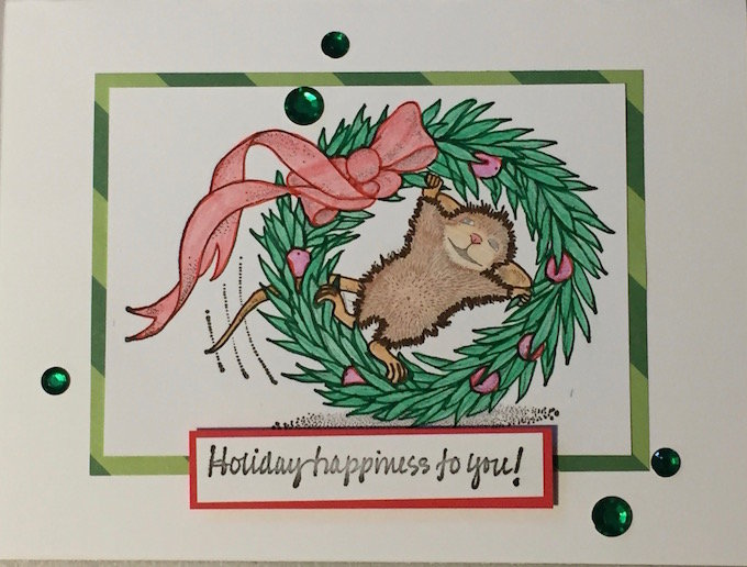 Holiday Happiness - mouse