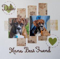 Duke: Man's Best Friend
