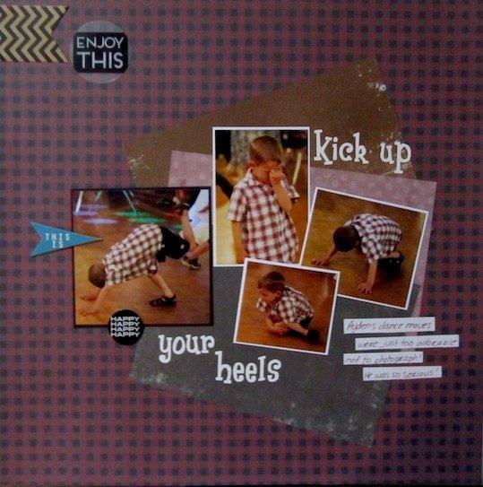 Kick Up Your Heels