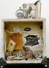 Boxed Tipewriter
