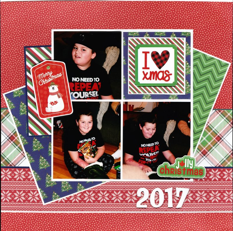 Cody Christmas 2017