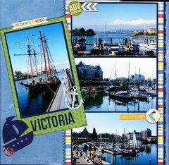 Victoria - left