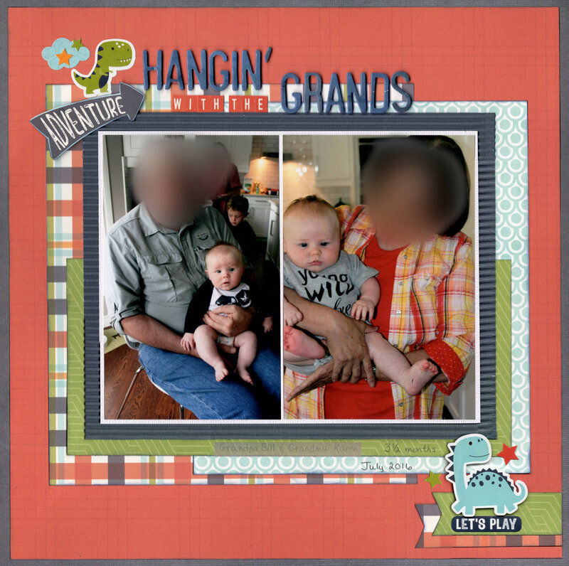 Hangin' with the Grands