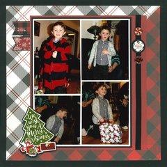 2016 Christmas - Cole
