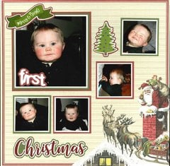 First Christmas
