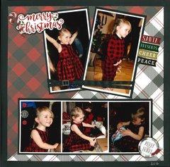 2016 Christmas - Piper