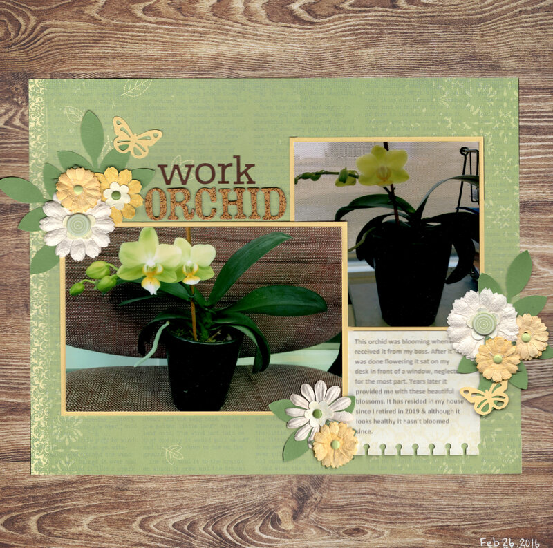 Work Orchid