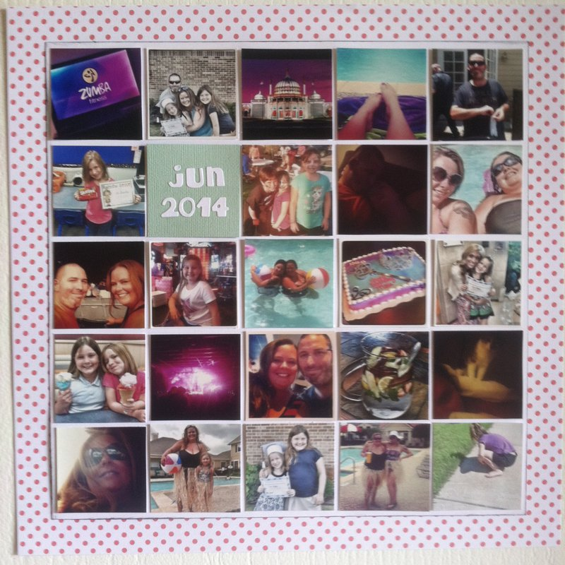 June 2014 Instagrams