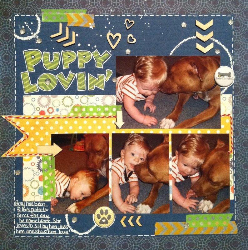 Pupply Lovin'