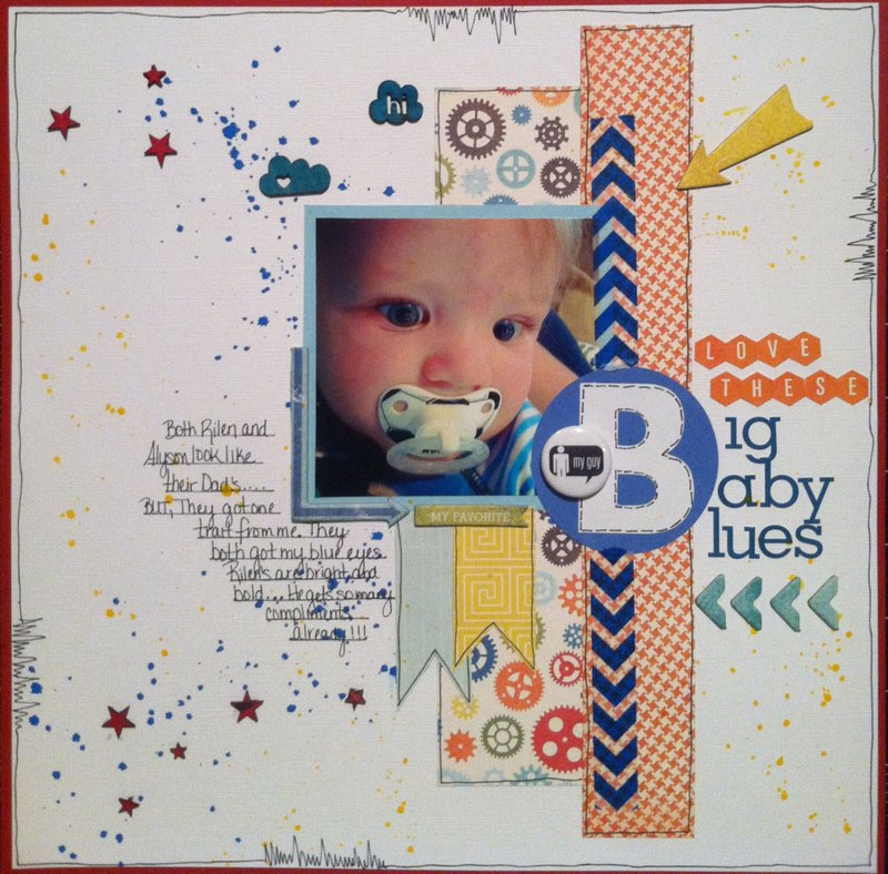 Big Baby Blues