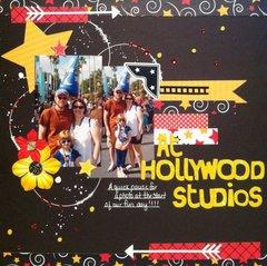 At Hollywood Studios