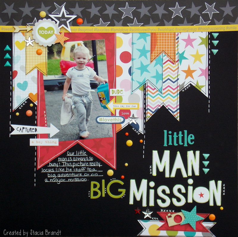 Little man, Big Mission