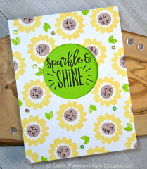 Sunflowers Sparkle & Shine