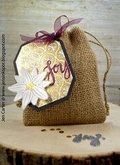 Joy Gift Tag