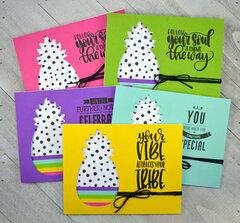 Pineapple Card Set