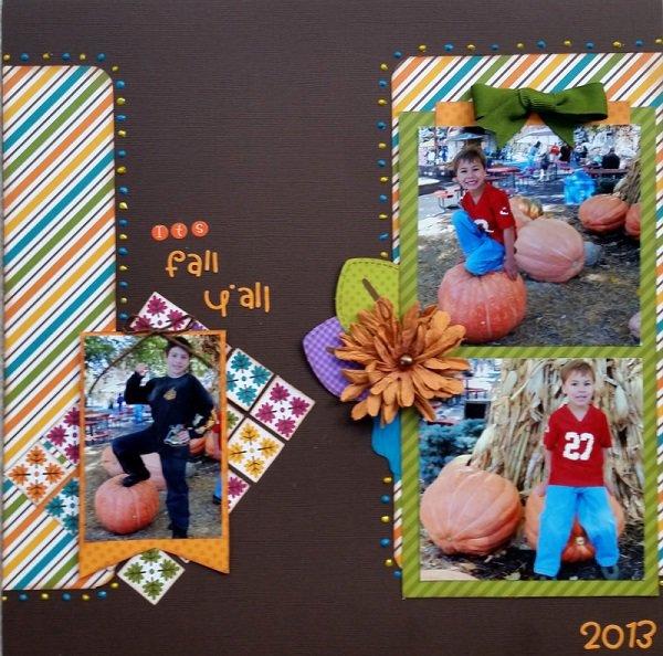My Creativescrapbook Oct 14 Creative kit