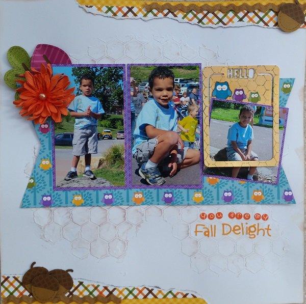 My Creative Scrapbook Oct 14 Creative kit