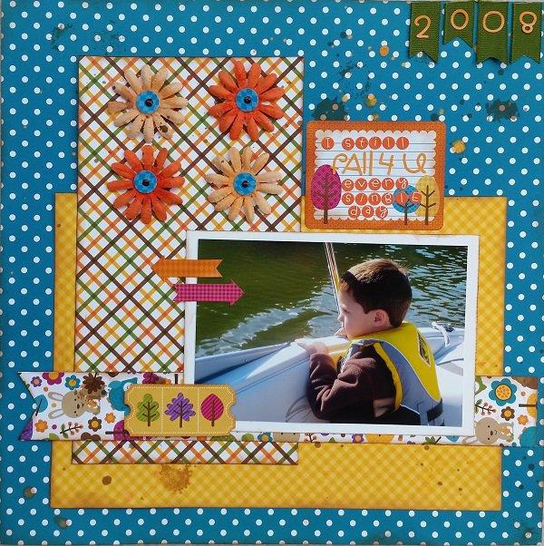 My Creative Scrapbook October 14 Creative kit
