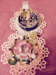 Handmade Jewelry Swap Presentation of Bracelet