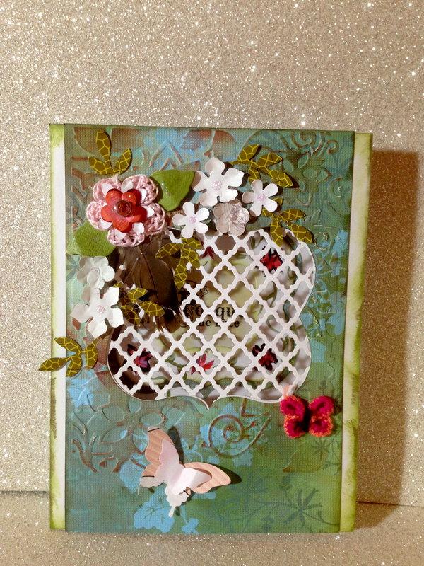 window lattice card