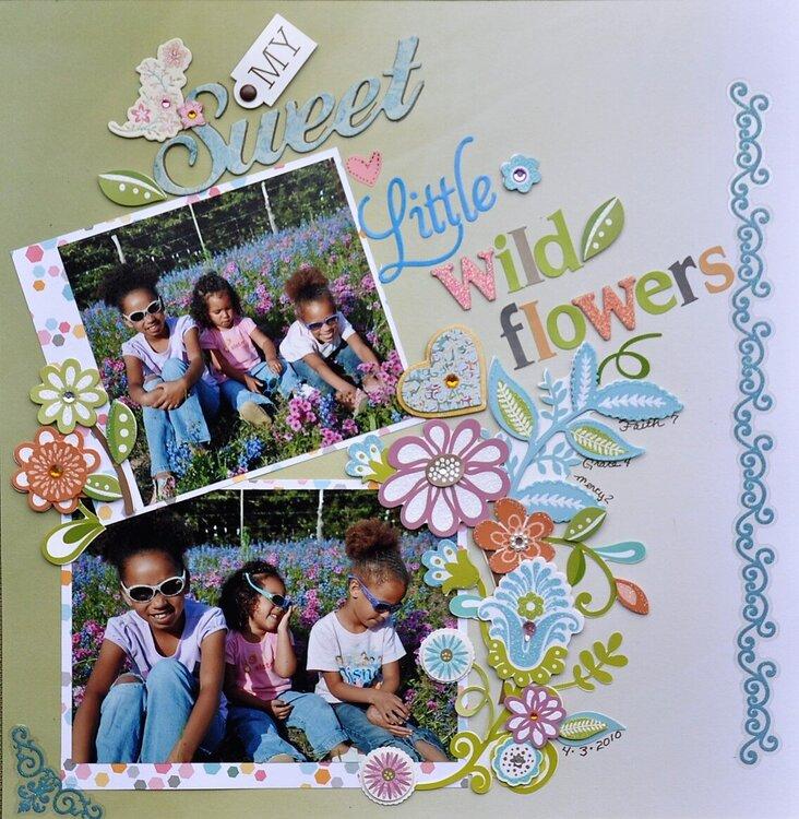 My Sweet Little Wildflowers